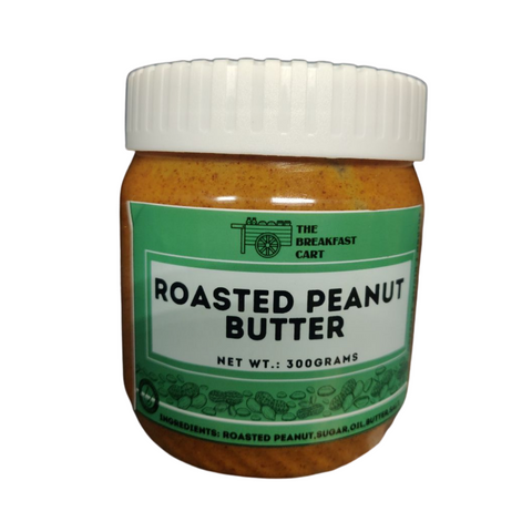 Roasted Peanut Butter