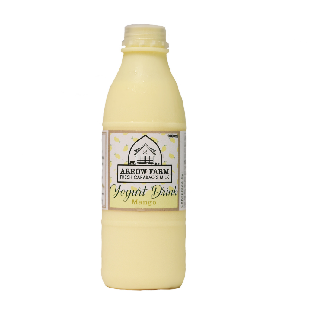 Yogurt Drink: Mango