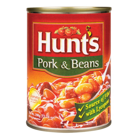 Hunt's Pork and Beans