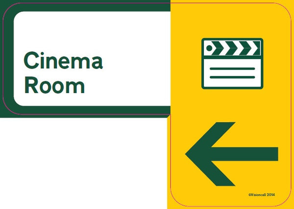 Cinema Room (alternative)