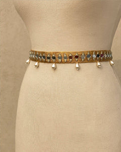 Maharani Mirrorwork Belt