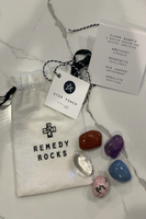 Crystal Sisters 'Remedy Rocks' Star Power Gift Set