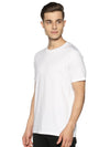 RuGD CREW NECK HEAVY WEIGHT TEE - OPTIC WHITE