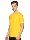 URBAN CREW NECK PLAIN TSHIRT - GOLD FUSION