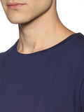 URBAN CREW NECK PLAIN TSHIRT - OCEAN BLUE
