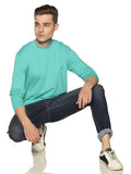 LYCRA FULL SLEEVE - AQUA BLUE