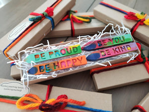 Affirmation Crayons | Buy 1 Donate 1 to McMaster Children's Hospital