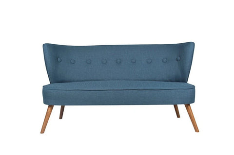 Bienville Loveseat, Night Blue