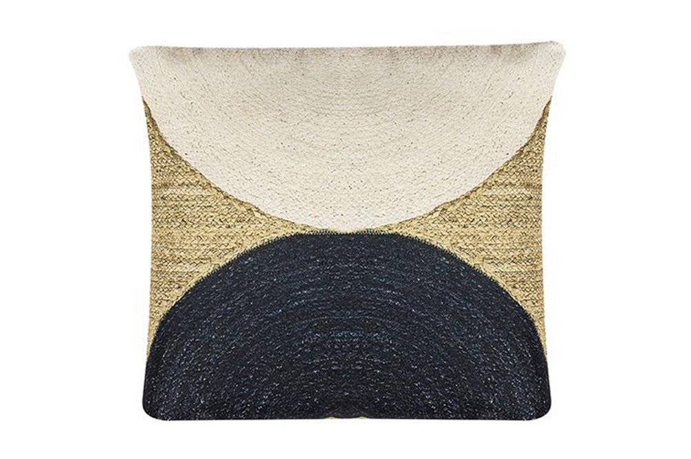 Chi Cushion, Navy Blue