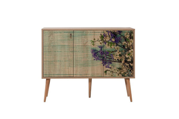 Dawn Console, Forest Green
