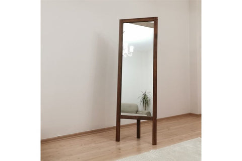 Easel Mirror, Walnut