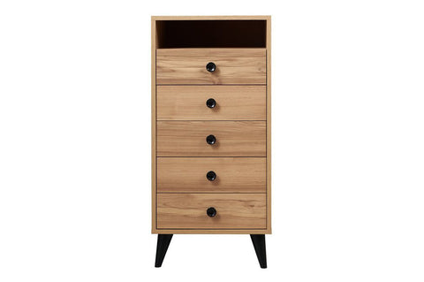 Eti High Chest of Drawers