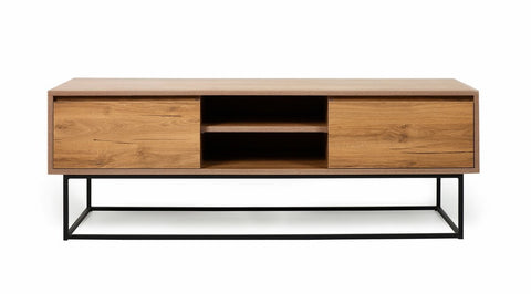 Laxus TV Unit, Walnut