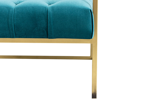 Eliza Armchair, Dark Green