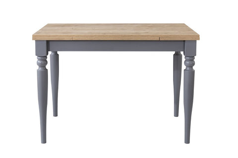 Sophia Extending Dining Table, Grey