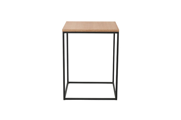 Bono Side Table, Walnut