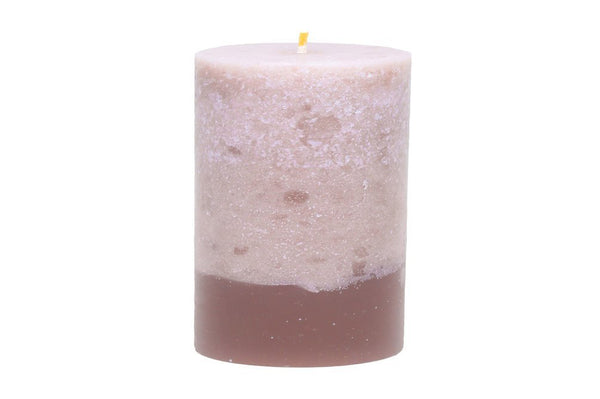 Stone Collection Rose Scented Candle