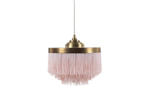 Tufty Chandelier, Powder