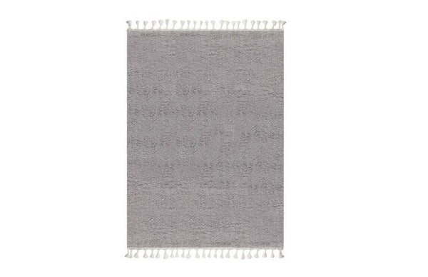 Marrakesh Shaggy Rug, Grey