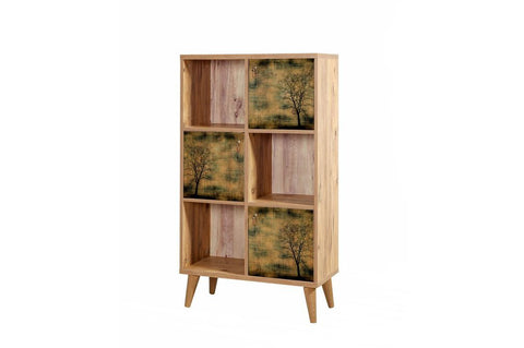 Motto Bookcase, Forest Night