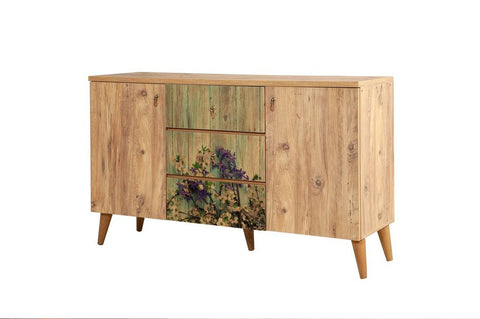 Motto Sideboard, Forest Green