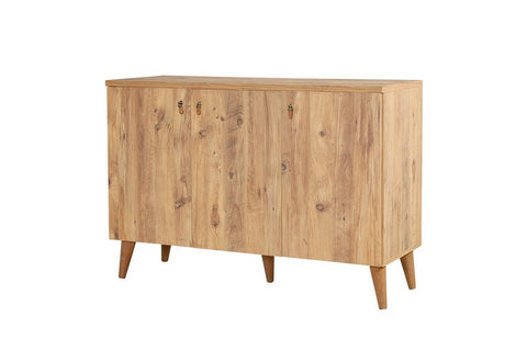 Motto Three Door Sideboard