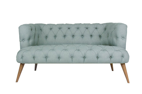 West Monroe Loveseat, Parma Grey