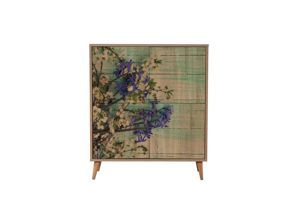 Dawn Cabinet, Forest Green