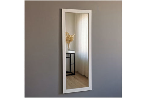 Neostill Decorative Mirror, White