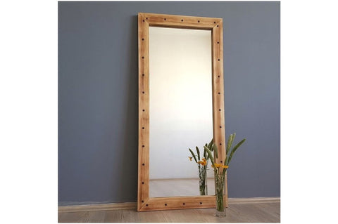 Neo Wooden Decorative Mirror