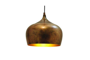 Signy Retro Pendant, Copper