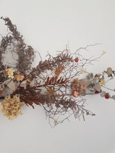 Load image into Gallery viewer, Dried Hanging Floral Art