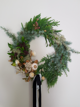 Load image into Gallery viewer, The Christmas Classic Wreath - SOLD OUT