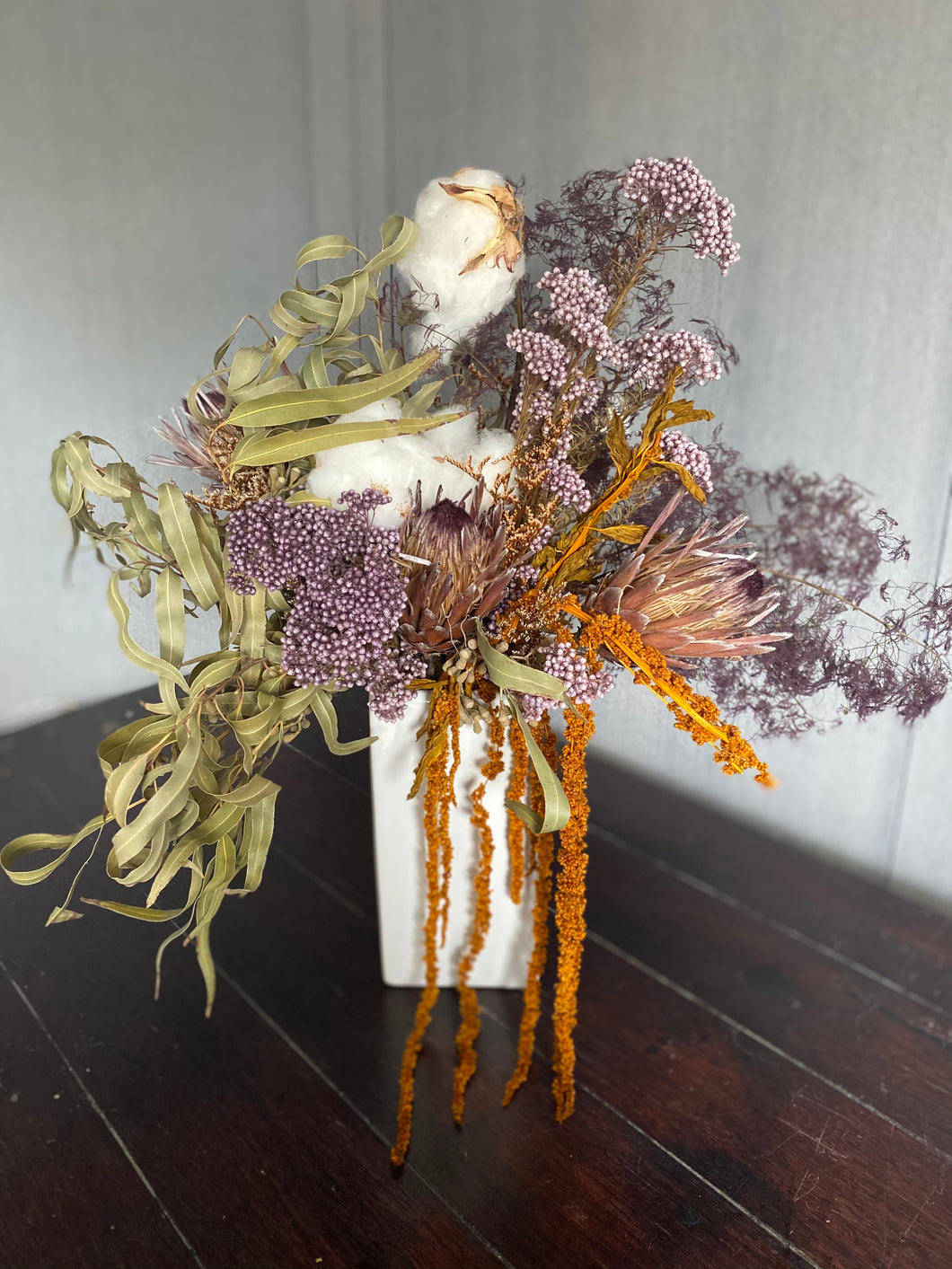 Dried Arrangement - SOLD