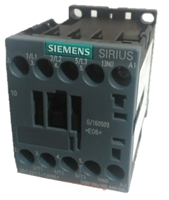 Siemens Contactor 12Amps B-220Vac S00 C-1Na SKU: 3RT2017-1AN61