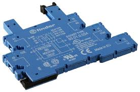 Finder Base 5Pin P/Relevador Mini Fam 34.51 SKU: 93.01.0.024
