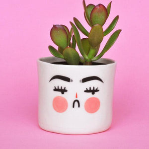 PREORDER- Unimpressed Planter- 3""