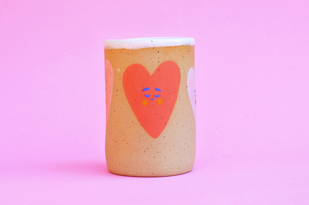 Emotional Hearts Cup