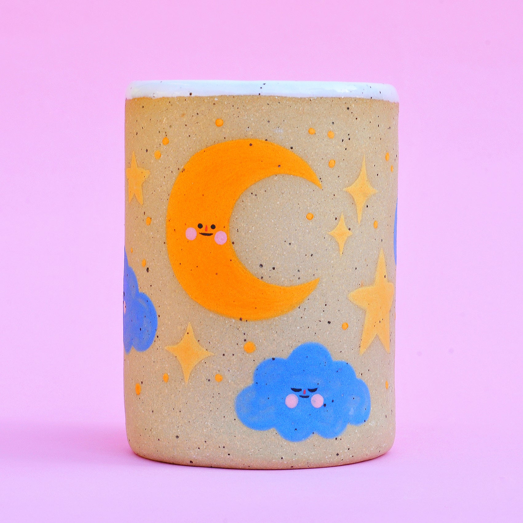 Moon and Cloud Cup
