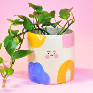 "*Seconds Sale* Large 7"" Shape Planter"