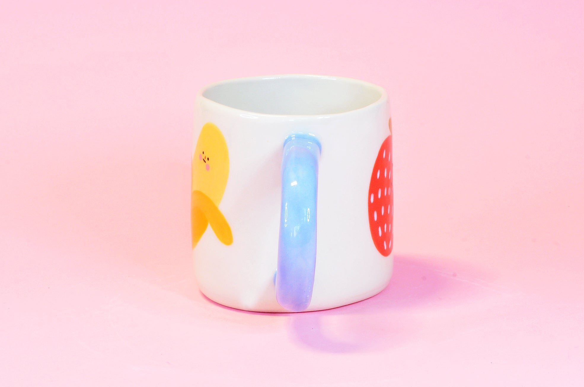 *SECONDS* Fruit Mug