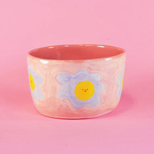 Flower Face Bowl (seconds)