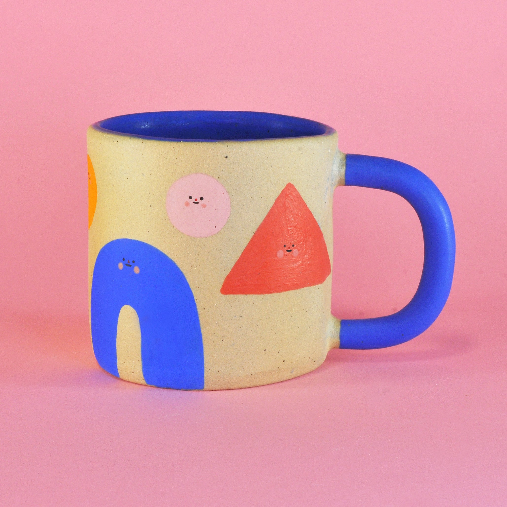 Big Shape Mug