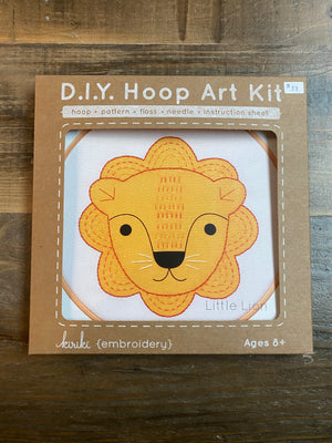Open image in slideshow, D.I.Y. Hoop Art Kit