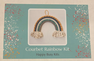 Open image in slideshow, Rainbow Macrame Kits