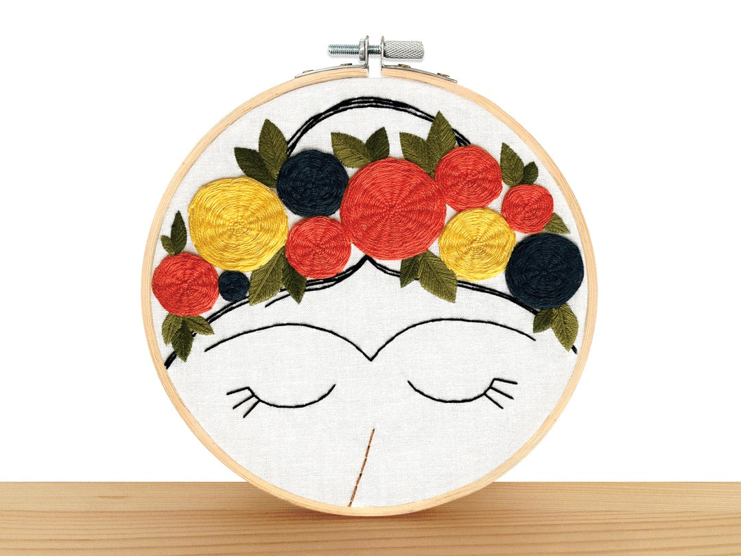 Embroidery & Sage Kits
