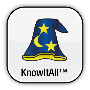 KnowItAll Icon