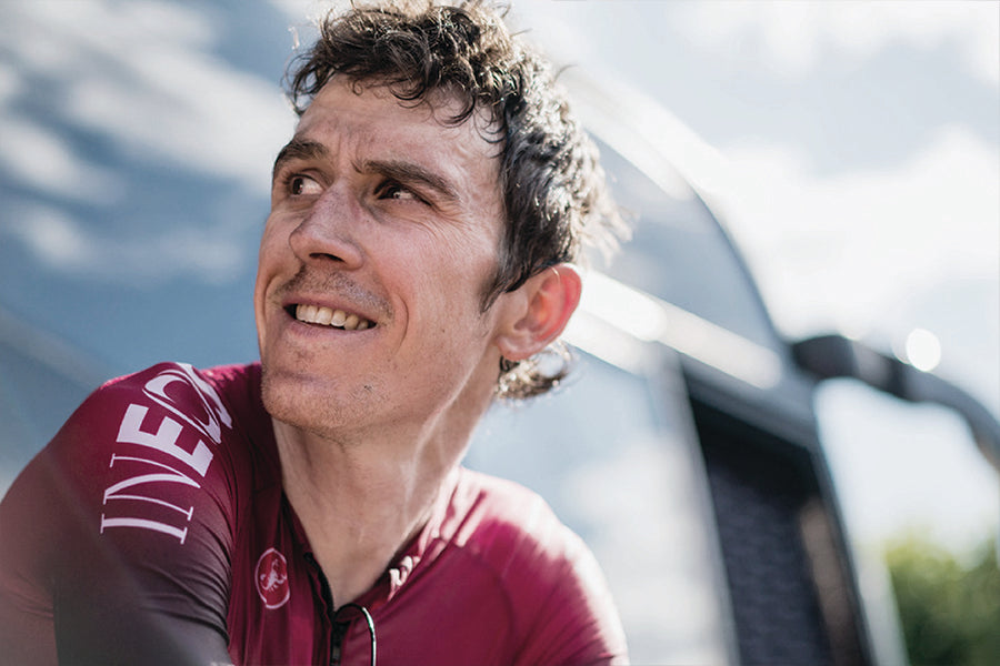 Press: Geraint Thomas Joins Amp Human