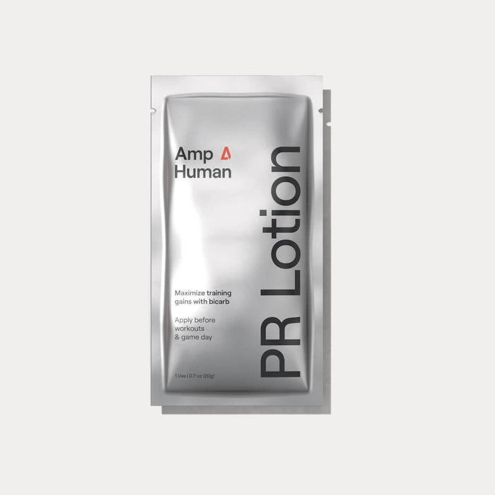 PR Lotion 5 x On-the-go Packets