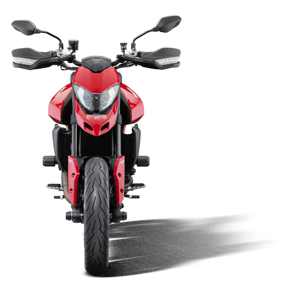 EP Front Spindle Bobbins - Ducati Hypermotard 950 (2019+)